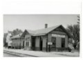 Union Pacific Railroad Company depot, Sylvan Grove, Kansas
