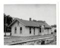 Atchison, Topeka and Santa Fe Railway Company depot, Waverly, Kansas - 1
