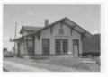 Atchison, Topeka & Santa Fe Railway Company depot, Longford, Kansas - 1
