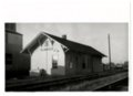 Atchison, Topeka and Santa Fe Railway Company depot, Elmdale, Kansas