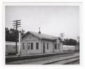Atchison, Topeka and Santa Fe Railway Company depot, Matfield Green, Kansas