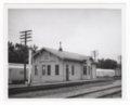 Atchison, Topeka & Santa Fe Railway Company depot, Matfield Green, Kansas - 1