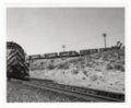Atchison, Topeka & Santa Fe Railway Company's switch engines, Victorville, California - 1