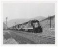 Atchison, Topeka & Santa Fe Railway Company freight train, Cajon Pass - 1