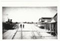 Atchison, Topeka and Santa Fe Railway Company depot, Albuquerque, New Mexico,