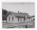 Atchison, Topeka and Santa Fe Railway Company depot, Waverly, Kansas