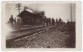 Atchison, Topeka & Santa Fe Railway Company depot, Cedar Point, Kansas - 1