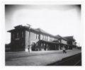 Atchison, Topeka & Santa Fe Railway Company depot, Dodge City, Kansas - 1