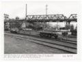 Atchison, Topeka & Santa Fe Railway Company's flat car 291007, Topeka, Kansas