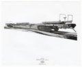 Atchison, Topeka & Santa Fe Railway Company's flat car 291021,Greenville, Pennsylvania, - 1