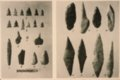 Chipped Stone Tools from the Pratt/Wing Site, 14PT1