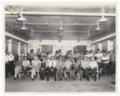 Atchison, Topeka & Santa Fe Railway shop workers in Topeka, Kansas - 1