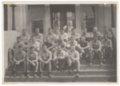 Atchison, Topeka & Santa Fe Railway iron workers in Topeka, Kansas - 1