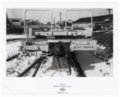 Atchison, Topeka & Santa Fe Railway Company's flat car 291021, Greenville, Pennsylvania,
