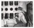 Atchison, Topeka and Santa Fe Railway Company worker - 1