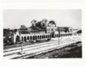 Atchison, Topeka & Santa Fe Railway Company depot, San Bernardino, California - 1