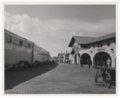Atchison, Topeka & Santa Fe Railway Company's San Francisco Chief, Amarillo, Texas, - 1
