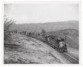 Atchison, Topeka & Santa Fe Railway Company freight train, Tehachapi Mountains, California