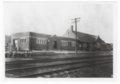 Atchison, Topeka & Santa Fe Railway Company depot, Augusta, Kansas - 1
