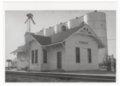 Union Pacific Railroad Company depot, Gorham, Kansas - 1