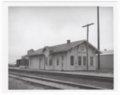 Atchison, Topeka and Santa Fe Railway Company depot, Cassoday, Kansas - 1