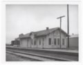 Atchison, Topeka & Santa Fe Railway Company depot, Cassoday, Kansas - 1