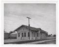 Atchison, Topeka & Santa Fe Railway Company depot, Douglass, Kansas - 1