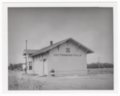 Atchison, Topeka and Santa Fe Railway Company depot, Cottonwood Falls, Kansas