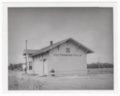 Atchison, Topeka & Santa Fe Railway Company depot, Cottonwood Falls, Kansas - 1