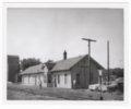 Atchison, Topeka and Santa Fe Railway Company depot, Madison, Kansas - 1