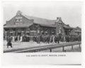 Atchison, Topeka & Santa Fe Railway Company depot, Marion, Kansas - 1