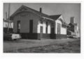 Union Pacific Railroad Company depot, Tescott, Kansas - 1