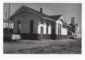 Union Pacific Railroad Company depot, Tescott, Kansas