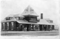 Atchison, Topeka and Santa Fe Railway Company depot, Winfield, Kansas