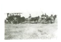 Breaking sod with a tractor, Greeley County, Kansas