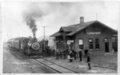 Atchison, Topeka and Santa Fe Railway Company depot, Longford, Kansas