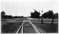 Atchison, Topeka & Santa Fe Railway Company depot, Burden,Kansas - 4