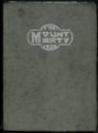 Mount Marty yearbook, 1925, Rosedale, Kansas - Cover
