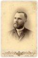 Studio portrait of Louis Palenske - front