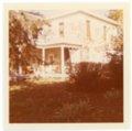 Ada Sage Laverty home at Alma, Kansas