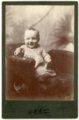 Fred Palenske cabinet card