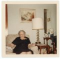 Minnie Palenske Zwanziger, Alma, Kansas - front