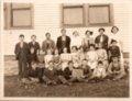 Kanwaka Jones School District No. 73, Lecompton township, Douglas County, Kansas - front