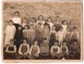 Glenn School, District #33, Lecompton township, Douglas County, Kansas - front