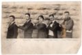 Lecompton High School Sophomore class of 1918-1919, Lecompton, Kansas - front