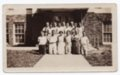 Lecompton High School students, Lecompton, Kansas - front