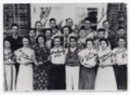 Lecompton High School Freshman Class of 1937, Lecompton, Kansas - front