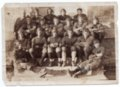 1924 Lecompton High School Football Team, Lecompton, Kansas - front