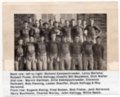1941 Lecompton High School Football Team, Lecompton, Kansas - front