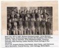 1941 Lecompton High School Football Team, Lecompton, Kansas - front